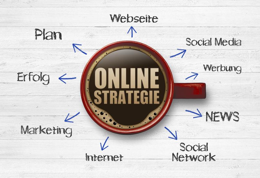 Onlinestrategie